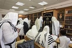 prière synagogue