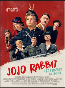 Jojo Rabbit_affiche