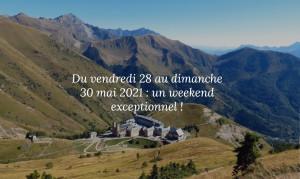 2020-09-24 Du vendredi 28 au dimanche 30 mai 2021 un weekend exceptionnel la salette